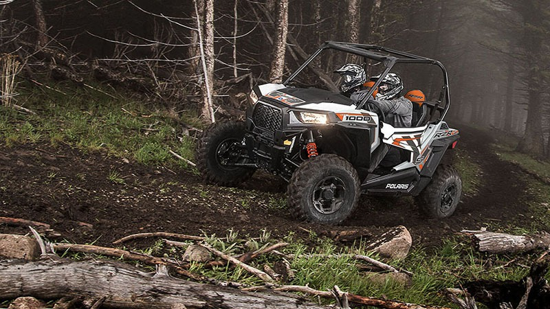 2018 Polaris RZR S 1000 EPS in Bigfork, Minnesota