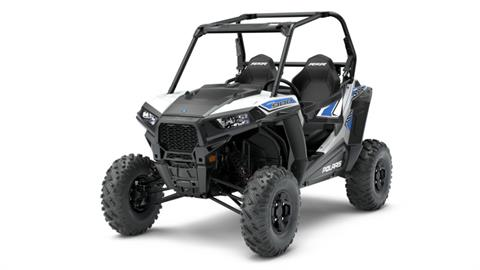 2018 Polaris RZR S 900 in Adams, Massachusetts
