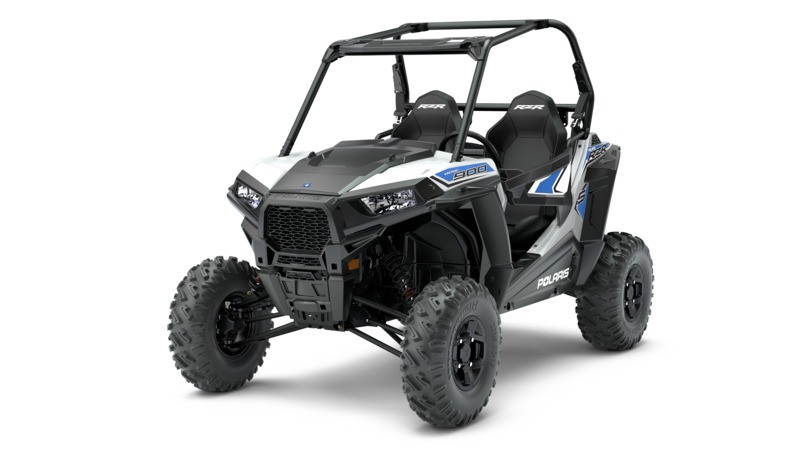 2018 Polaris RZR S 900 in Attica, Indiana