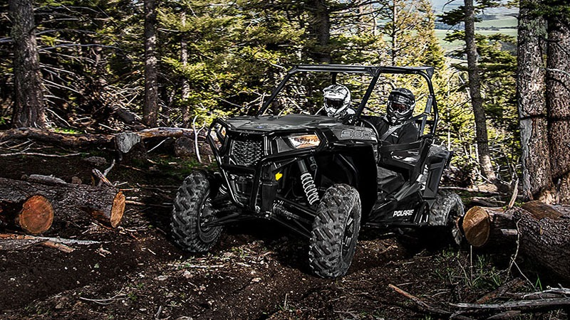 2018 Polaris RZR S 900 EPS in Powell, Wyoming - Photo 4