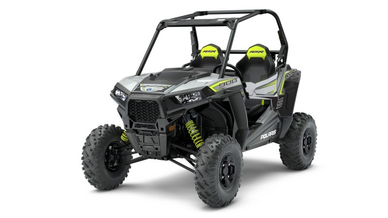 2018 Polaris RZR S 900 EPS in Ontario, California