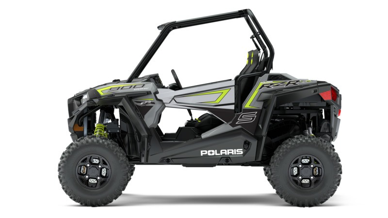 2018 Polaris RZR S 900 EPS in Tyrone, Pennsylvania