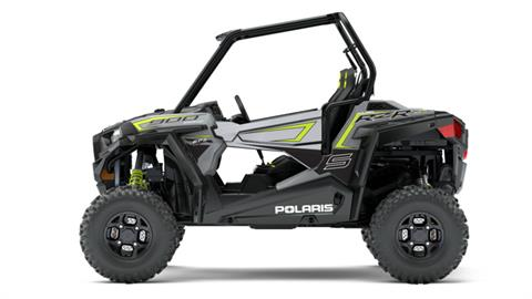 2018 Polaris RZR S 900 EPS in Caroline, Wisconsin