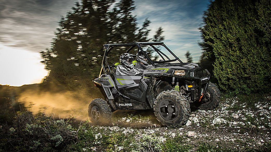 2018 Polaris RZR S 900 EPS in Thornville, Ohio