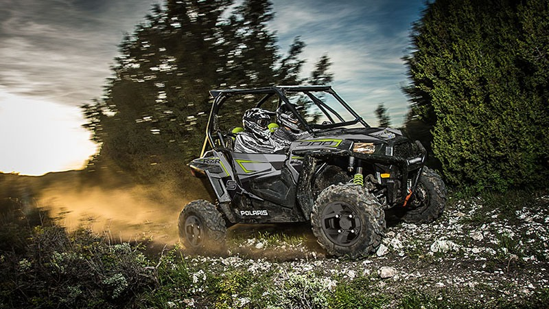 2018 Polaris RZR S 900 EPS in Castaic, California