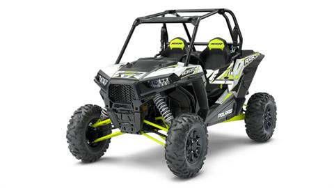 2018 Polaris RZR XP 1000 EPS in Jackson, Minnesota