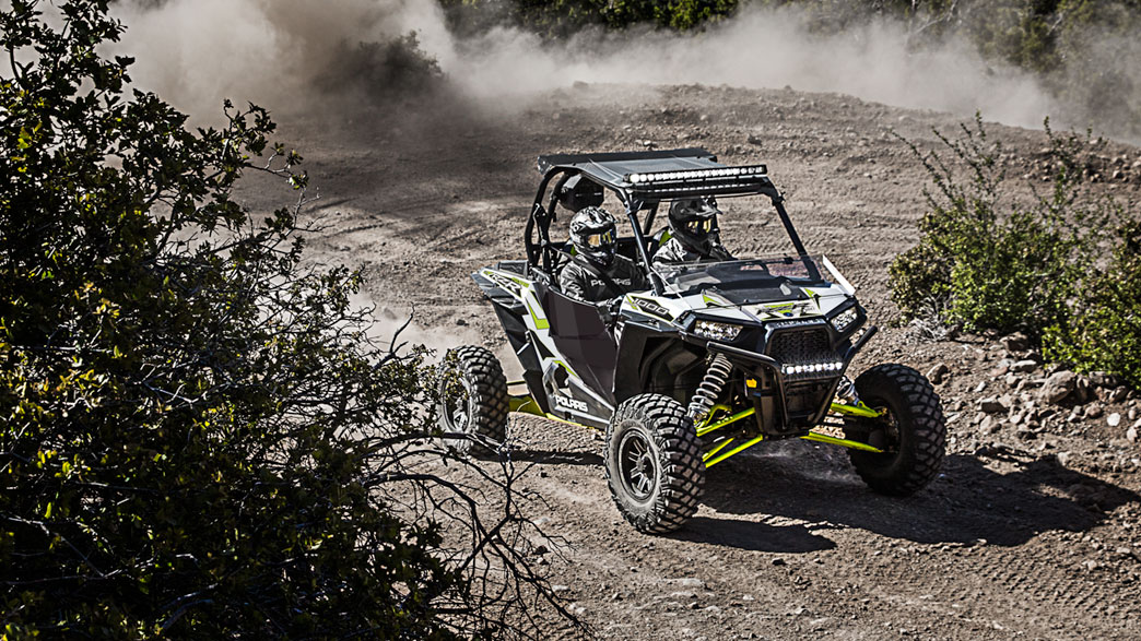 2018 Polaris RZR XP 1000 EPS in Ironwood, Michigan
