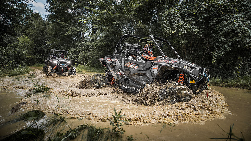 2018 Polaris RZR XP 1000 EPS High Lifter Edition in Dimondale, Michigan