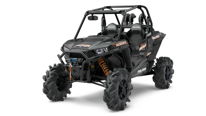 2018 RZR XP 1000 EPS High Lifter Edition