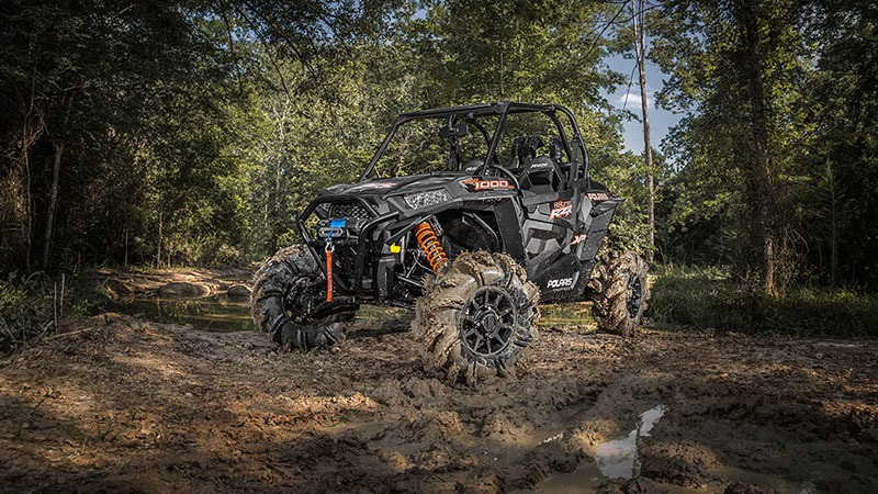 2018 Polaris RZR XP 1000 EPS High Lifter Edition in Hancock, Wisconsin