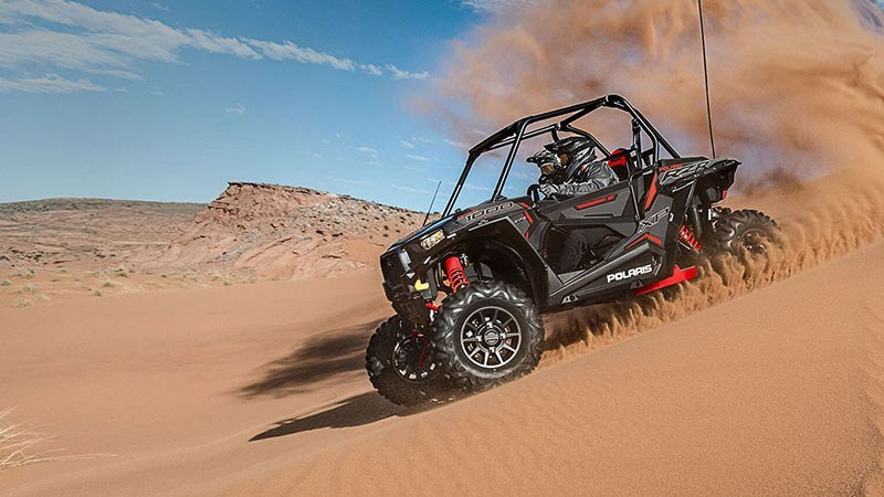 2018 Polaris RZR XP 1000 EPS Ride Command Edition in Tualatin, Oregon