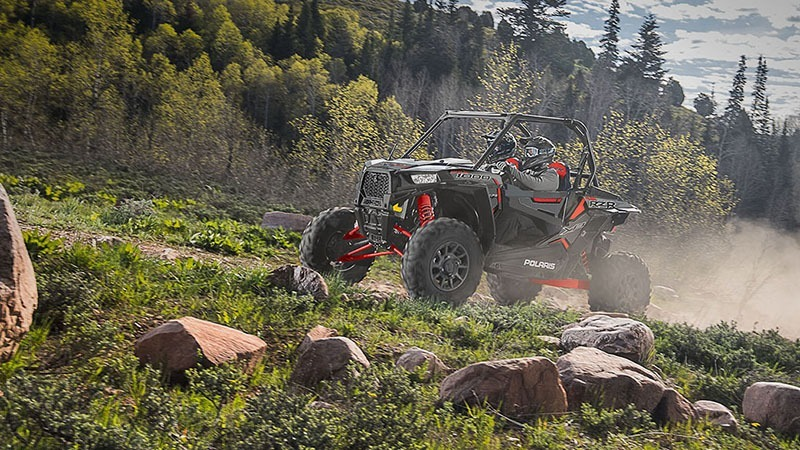 2018 Polaris RZR XP 1000 EPS Ride Command Edition in Olean, New York