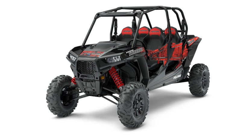 2018 Polaris RZR XP 4 1000 EPS in Hillman, Michigan