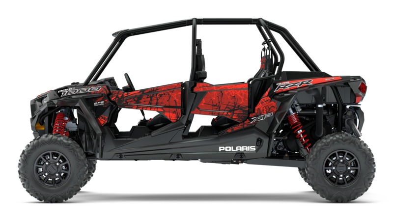 2018 Polaris RZR XP 4 1000 EPS in Leesville, Louisiana