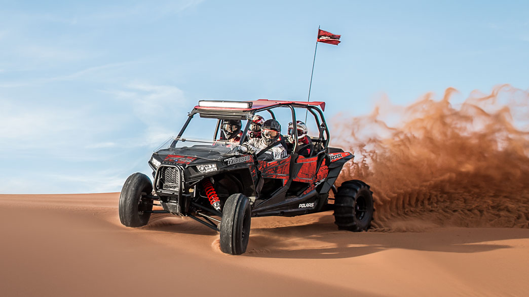 2018 Polaris RZR XP 4 1000 EPS in Terre Haute, Indiana