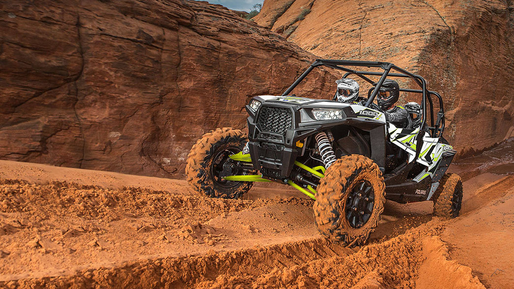 2018 Polaris RZR XP 4 1000 EPS in Greenville, North Carolina