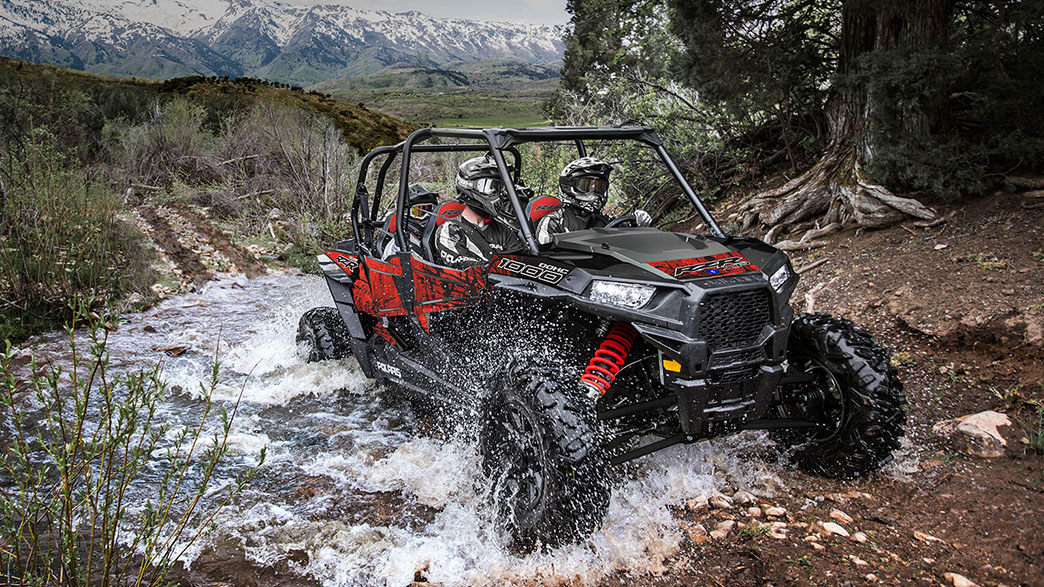 2018 Polaris RZR XP 4 1000 EPS 5