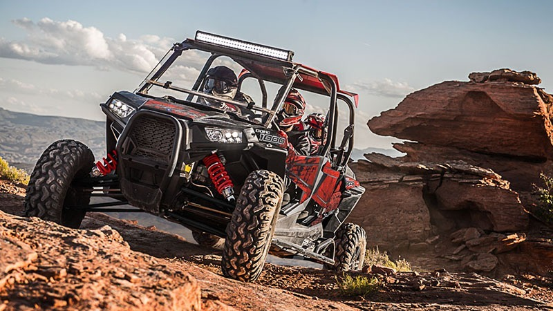 2018 Polaris RZR XP 4 1000 EPS in Kirksville, Missouri - Photo 8
