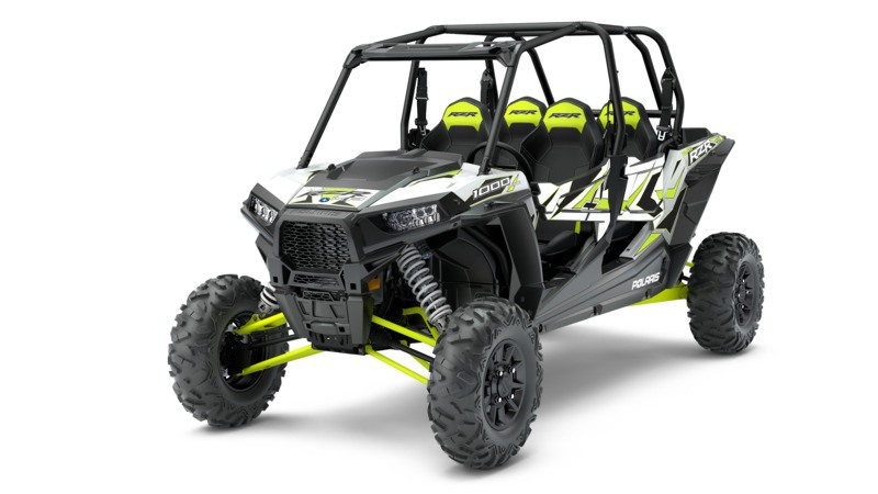 2018 Polaris RZR XP 4 1000 EPS in Attica, Indiana - Photo 1