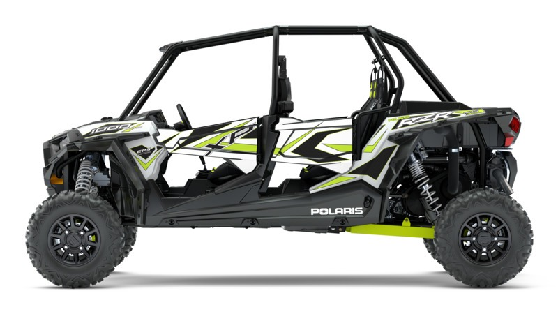 2018 Polaris RZR XP 4 1000 EPS in Attica, Indiana - Photo 2