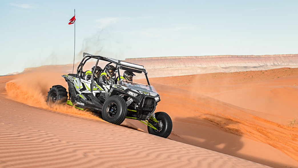 2018 Polaris RZR XP 4 1000 EPS in Kamas, Utah