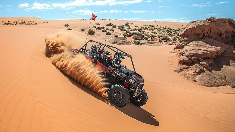 2018 Polaris RZR XP 4 1000 EPS in Santa Maria, California