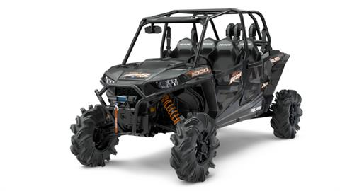2018 Polaris RZR XP 4 1000 EPS High Lifter Edition in Saucier, Mississippi