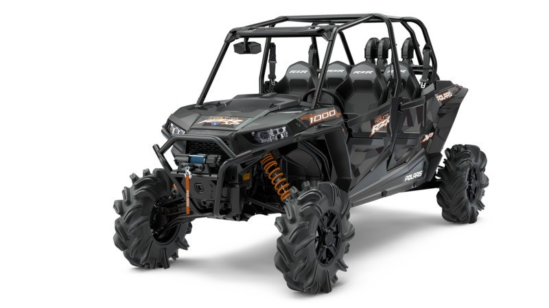 2018 Polaris RZR XP 4 1000 EPS High Lifter Edition in Garden City, Kansas