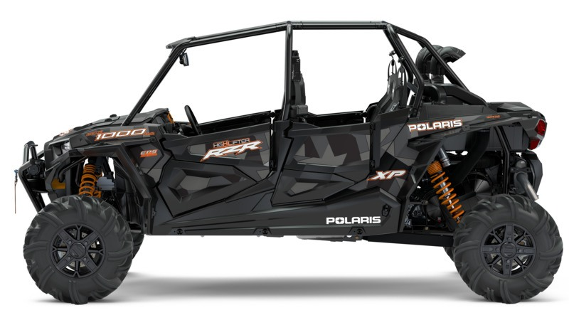 2018 Polaris RZR XP 4 1000 EPS High Lifter Edition in Hancock, Wisconsin