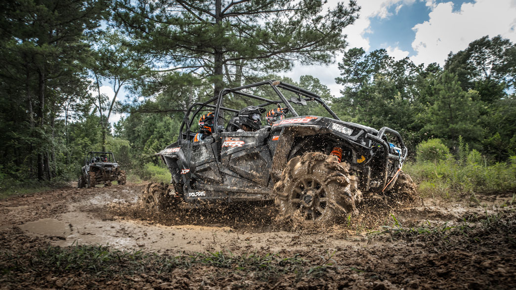 2018 Polaris RZR XP 4 1000 EPS High Lifter Edition in Waterbury, Connecticut