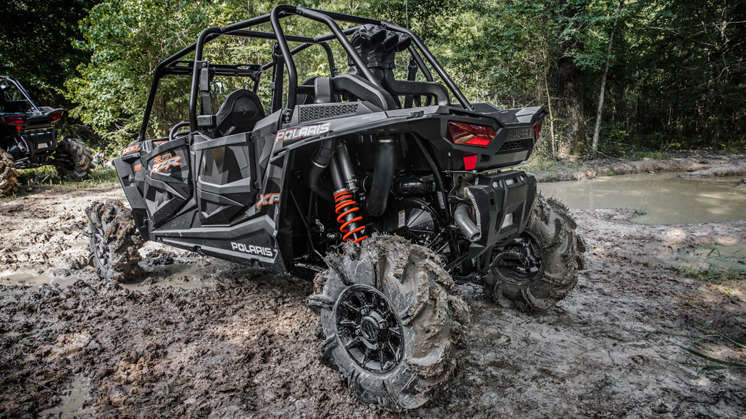 2018 Polaris RZR XP 4 1000 EPS High Lifter Edition in Sterling, Illinois