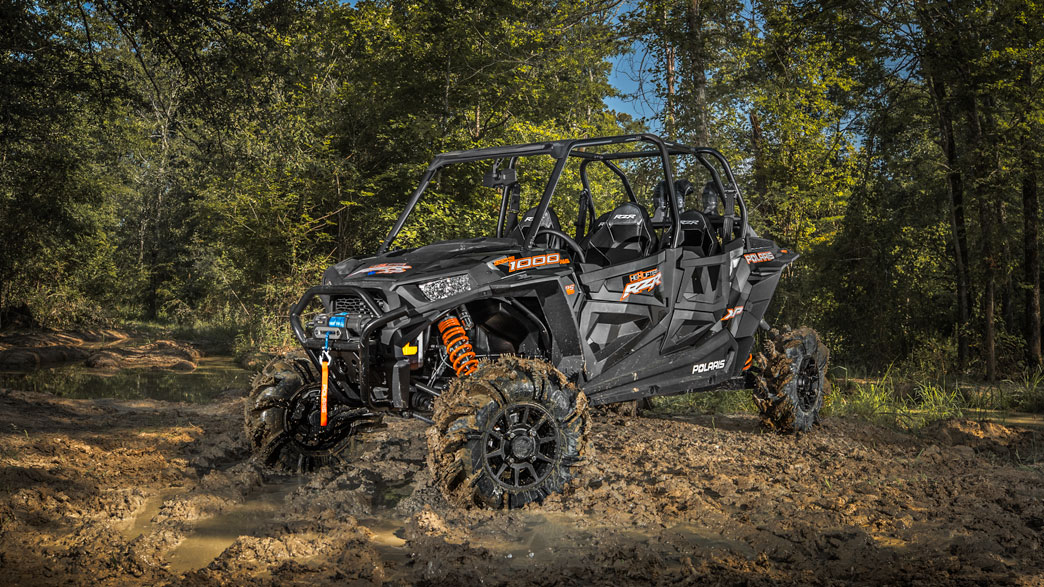 2018 Polaris RZR XP 4 1000 EPS High Lifter Edition in Chicora, Pennsylvania