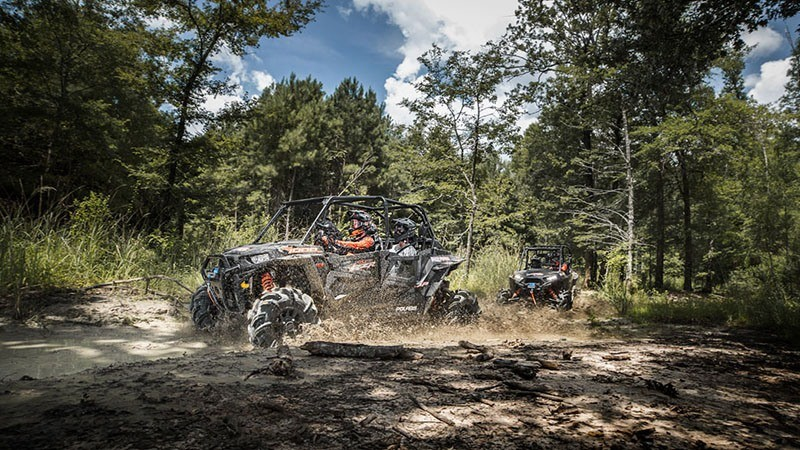 2018 Polaris RZR XP 4 1000 EPS High Lifter Edition in Huntington Station, New York - Photo 4