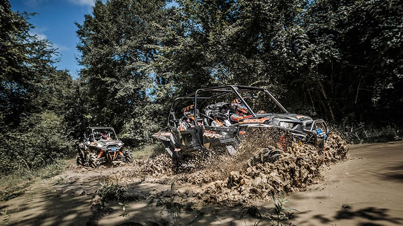 2018 Polaris RZR XP 4 1000 EPS High Lifter Edition in Appleton, Wisconsin - Photo 5