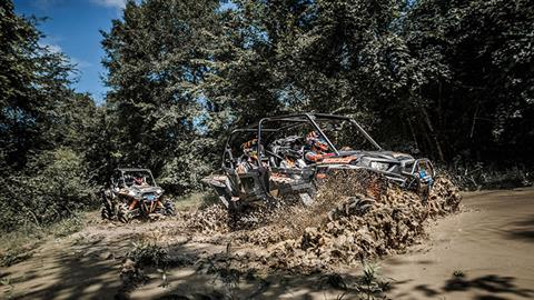 2018 Polaris RZR XP 4 1000 EPS High Lifter Edition in Cleveland, Texas - Photo 5