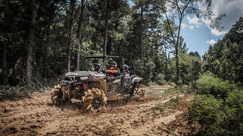 2018 Polaris RZR XP 4 1000 EPS High Lifter Edition in Chippewa Falls, Wisconsin