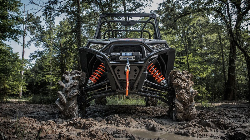 2018 Polaris RZR XP 4 1000 EPS High Lifter Edition in Monroe, Michigan
