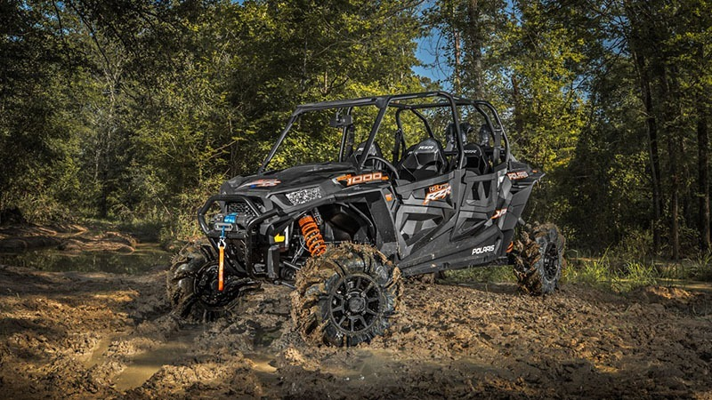2018 Polaris RZR XP 4 1000 EPS High Lifter Edition in Bolivar, Missouri