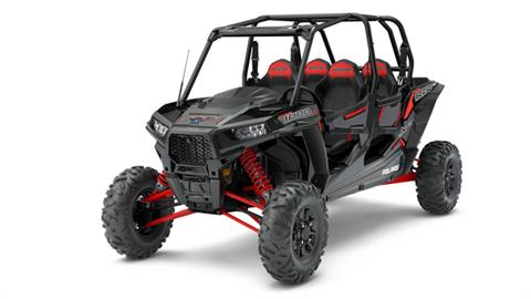 2018 Polaris RZR XP 4 1000 EPS Ride Command Edition in Linton, Indiana