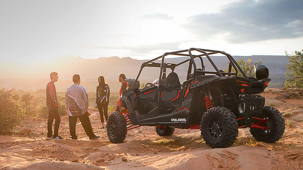 2018 Polaris RZR XP 4 1000 EPS Ride Command Edition in Prescott Valley, Arizona