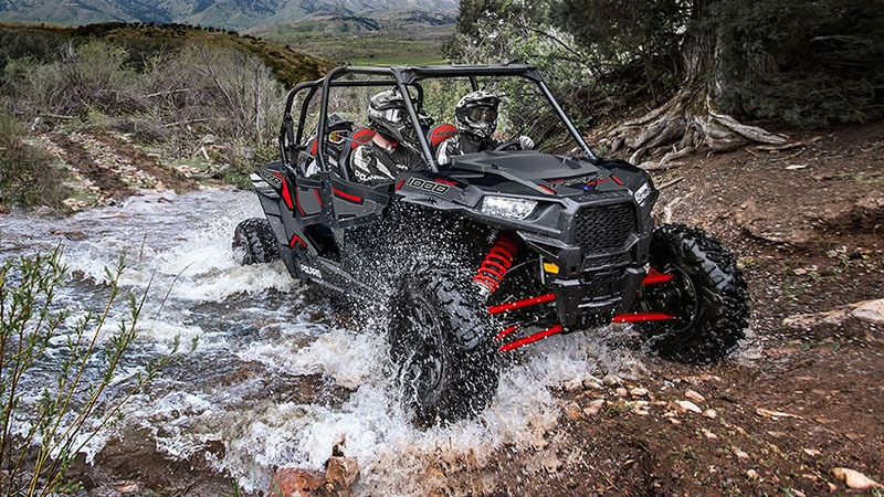 2018 Polaris RZR XP 4 1000 EPS Ride Command Edition in Lake Mills, Iowa