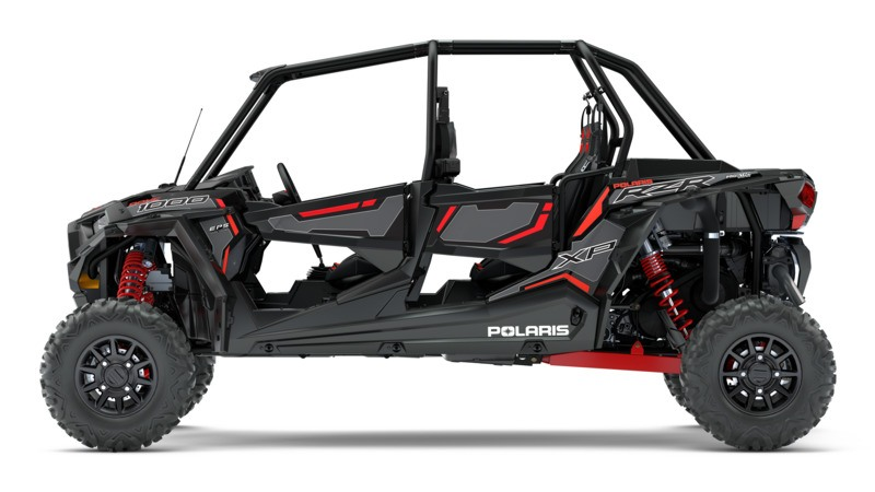 2018 Polaris RZR XP 4 1000 EPS Ride Command Edition in Hermitage, Pennsylvania - Photo 2