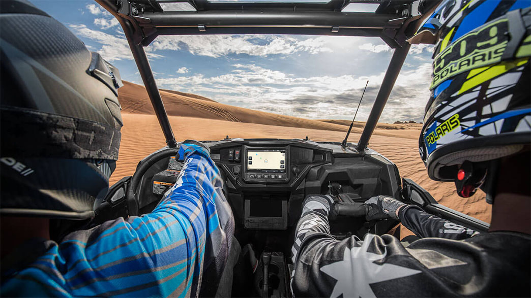 2018 Polaris RZR XP 4 1000 EPS Ride Command Edition in San Diego, California