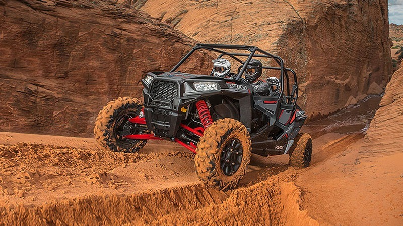 2018 Polaris RZR XP 4 1000 EPS Ride Command Edition in Lewiston, Maine