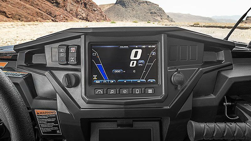 2018 Polaris RZR XP 4 1000 EPS Ride Command Edition in Irvine, California