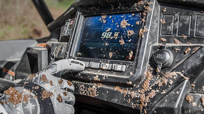 2018 Polaris RZR XP 4 1000 EPS Ride Command Edition in De Queen, Arkansas - Photo 10