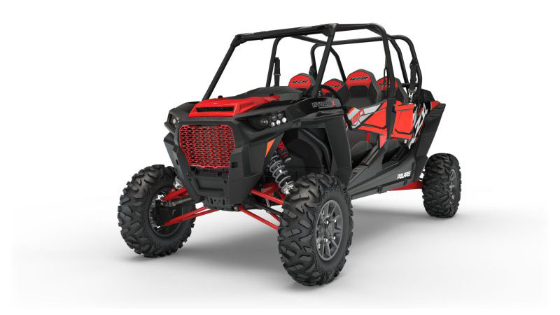 2018 RZR XP 4 Turbo Dynamix Edition