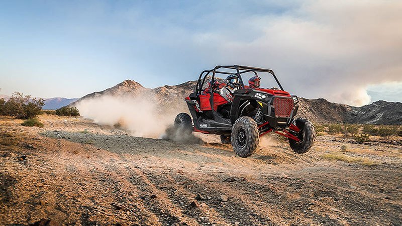2018 Polaris RZR XP 4 Turbo Dynamix Edition in Lowell, North Carolina