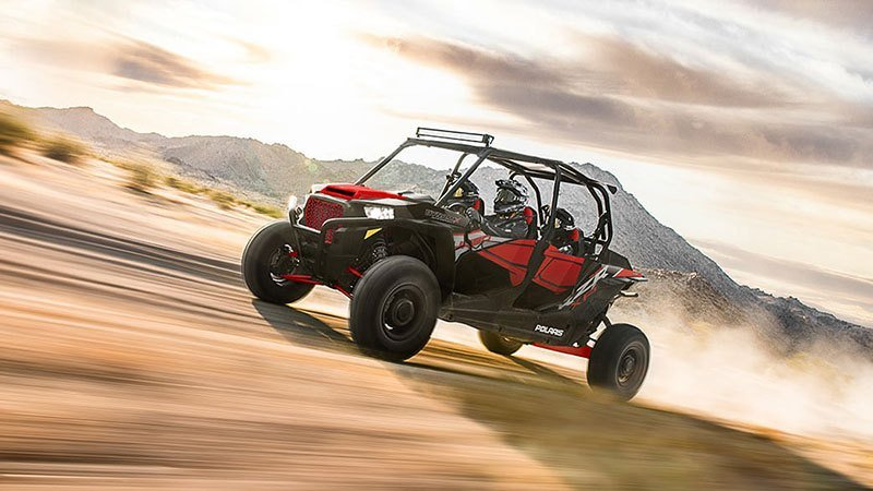 2018 Polaris RZR XP 4 Turbo Dynamix Edition in Wytheville, Virginia - Photo 5