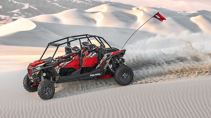 2018 Polaris RZR XP 4 Turbo Dynamix Edition in Ottumwa, Iowa